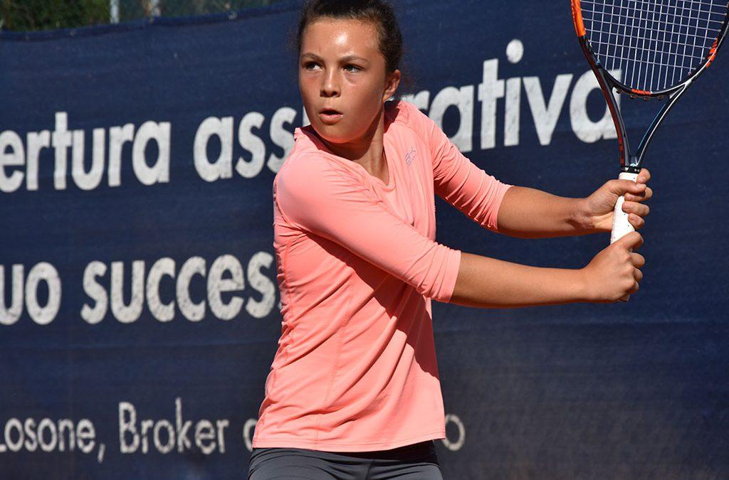 Lilith Giuliani, Tennis ProBase Winterthur