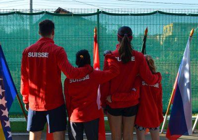 EM Galati Rumänien Team Switzerland