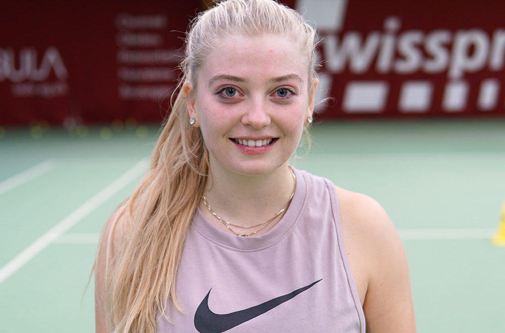 Liv Drolshammer, Tennis ProBase Winterthur